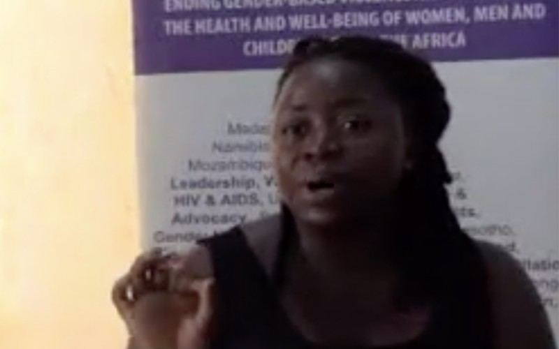 Menengage Sierra Leone Zero Tolerance FGM
