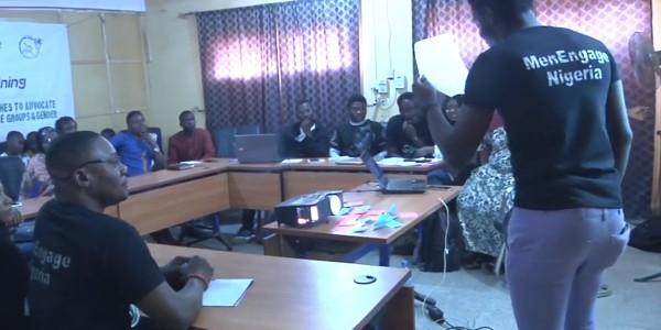 Sensitising Boys Promote Gender Justice Nigeria