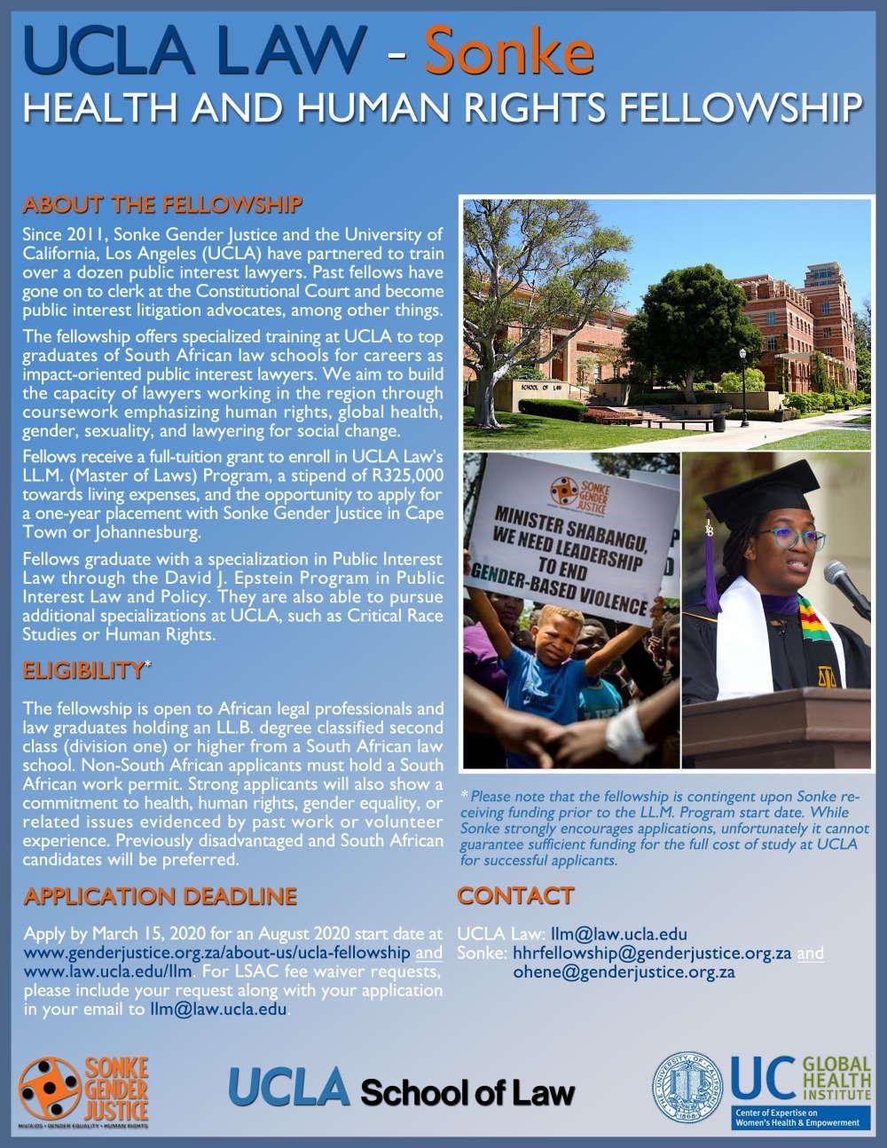 Sonke UCLA Brochure 2020