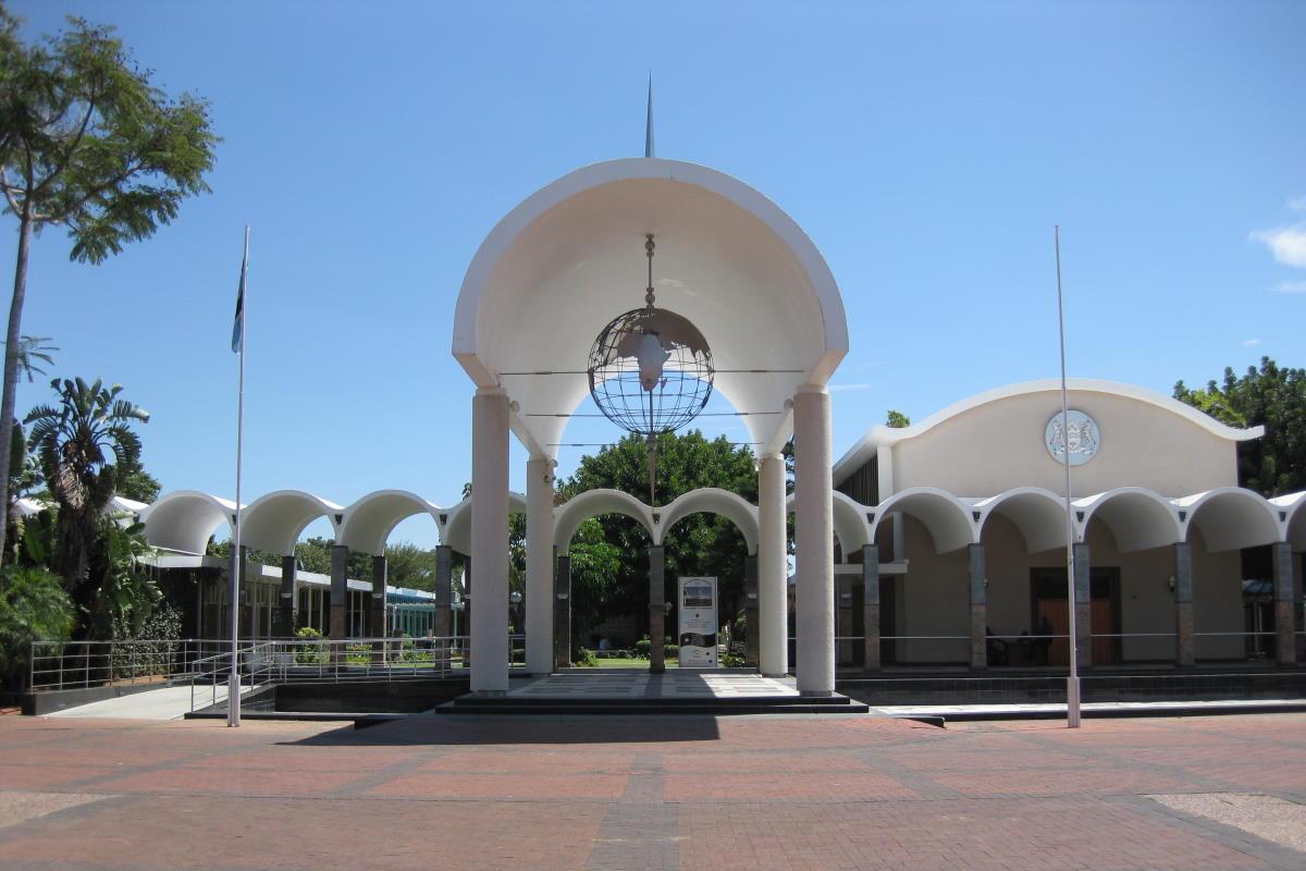 Botswana Parliament