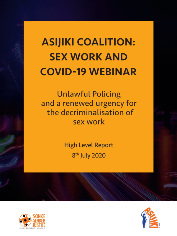 High Level Report Asijiki Webinar