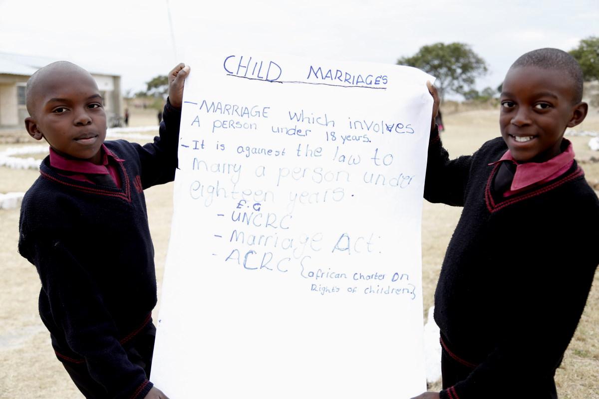 Youth Campaigners Zambia