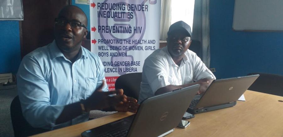 Menengage Liberias Advocacy Committee