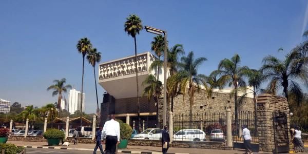 Parliament of Kenya Building (Photo: Jorge Láscar/Flickr)