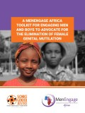 MenEngage Africa Toolkit Engaging Men Boys Advocate Elimination FGM