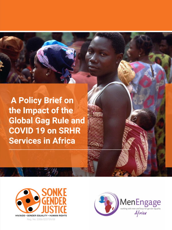 Impact Global Gag Rule Covid Srhr Services Africa